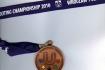 Világbajnoki bronzérem 1