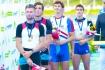Az Óbudai Egyetem hallgatója ezüstérmes lett a 13. Evezős Egyetemi Világbajnokságon