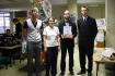 Adománygyűjtés a magyar vösör kereszt számára