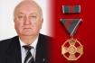 Legeza László Magyar Arany Érdemkereszt kitüntetése