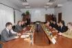 Zheijang Normal University delegációjának látogatása az Óbudai Egyetemen
