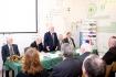 Megújuló energiaforrásokat kutató laboratóriumok átadása az Óbudai Egyetemen