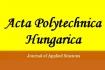Emelkedett Acta Polytechnica Hungarica folyóirat impakt faktora