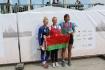 Bácskai Dominika bronzérmes lett egypárevezősben