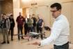 Európában is egyedülálló drónkezelő képzés indult az Óbudai Egyetemen