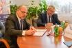 Együttműködési megállapodás a Temesvári Műszaki Egyetemmel