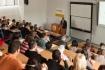 Hallgatói közgyűlés a Geoinformatikai Karon