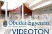 Stratégiai partnerség a VIDEOTON és az Óbudai Egyetem között
