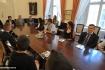 Köztársasági Ösztöndíjasok a Székesfehérvári Városházán
