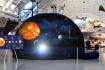 A Földtől a Világegyetemig c. 31 perces teljes kupolás térhatású film