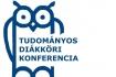 Jelentkezés az 52. Tudományos Diákköri Konferenciára