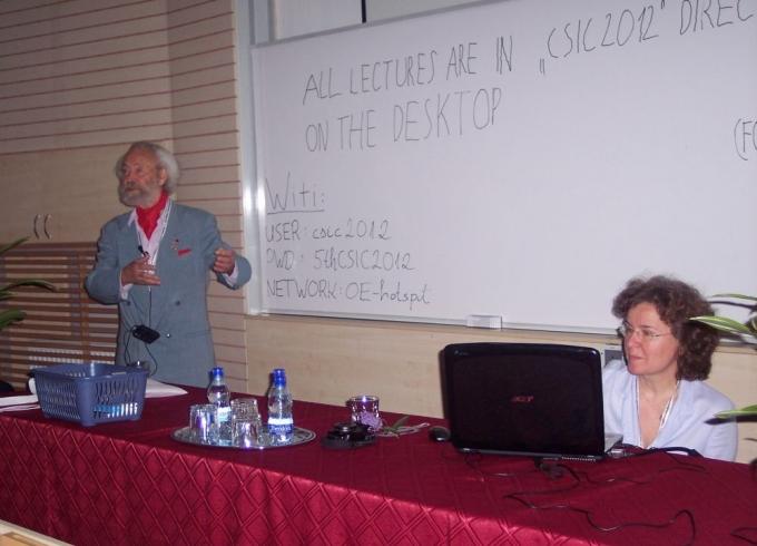 ICCPH 2012 konferencia az Óbudai Egyetemen