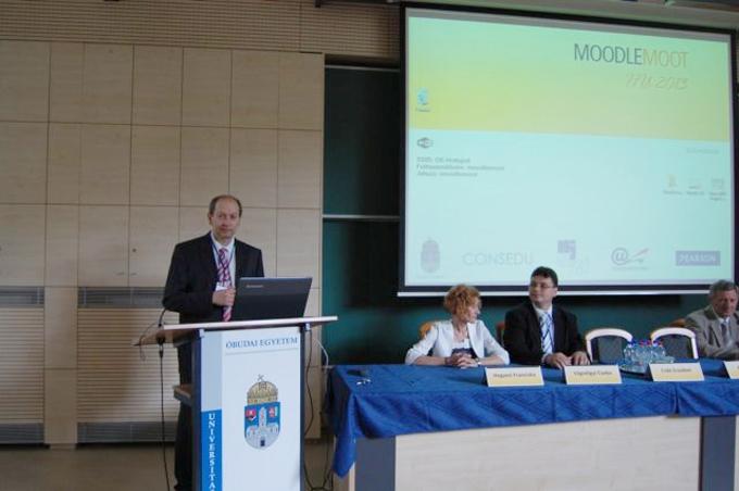 MoodleMoot 2013 konferencia