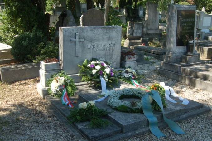 In Memoriam Bánki Donát