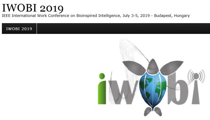 IEEE International Work Conference on Bioinspired Intelligence
