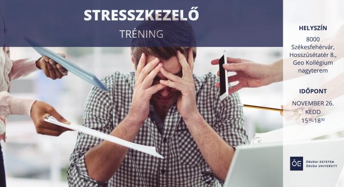 Stresszkezelő tréning
