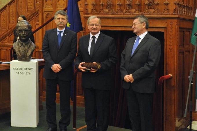Gábor Dénes-díj átadási ünnaepség