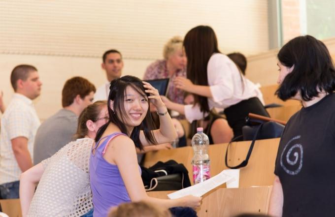 Látogatás a University of Southern California-ról