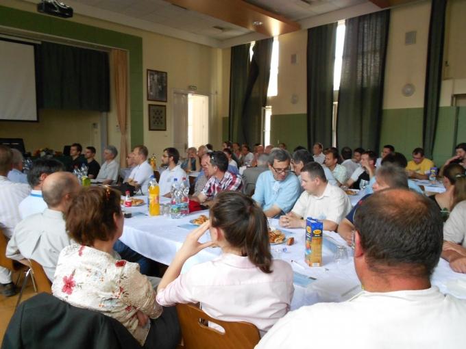 II. Veteránjármű restaurátor konferencia a Bánkin
