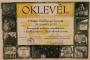 Oklevél - Szakképzésért Díj