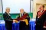 Tiszteletbeli doktoravatás