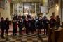 Az Óbudai Egyetem Vegyeskarának karácsonyi koncertje