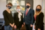 Az RKK hallgatói arcmaszkokat készítettek a Gundel Étteremnek