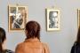 Magyarosi Zsuzsa portrékiállítása az Óbudai Egyetemen