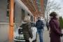 Napelemes autótöltő létesült az Óbudai Egyetemen újrahasznosított elektromos autó akkumulátorokkal
