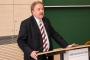 Prof.Dr. Fodor János rektor úr köszönti a vendégeket