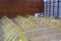 Tésztahíd-építő verseny a Bánki Karon