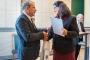 Varga János helyett Lazányi Kornélia veszi át az Év Kutatója díjat
