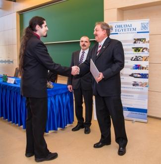 Hallgatói publikációs díj