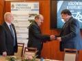Együttműködési megállapodást kötött az Óbudai Egyetem és a Szolnoki Műszaki Szakképzési Centrum
