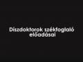 Magyar Tudomány Ünnepe - Előadások