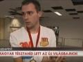 Magyar siker a tésztahídépítő világbajnokságon