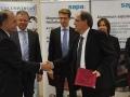 Az Óbudai Egyetem új stratégiai partnere a Sapa Profile Kft.