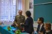 Honvédelmi elismerés a Bánki Karnak