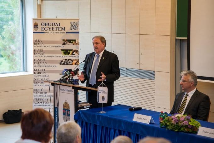 Prof. Dr. Fodor János