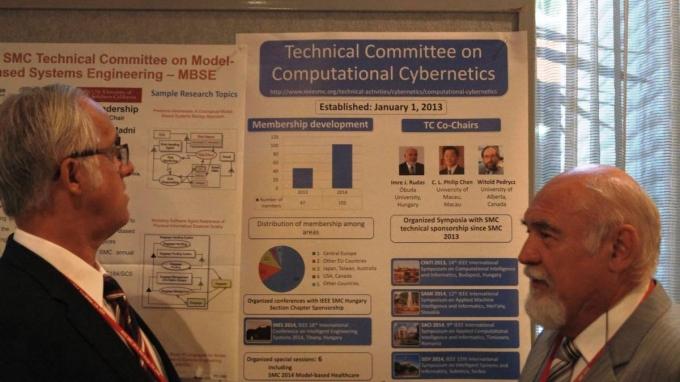 Rudas Imre professzort az IEEE SMC Society egyik alelnökévé választották