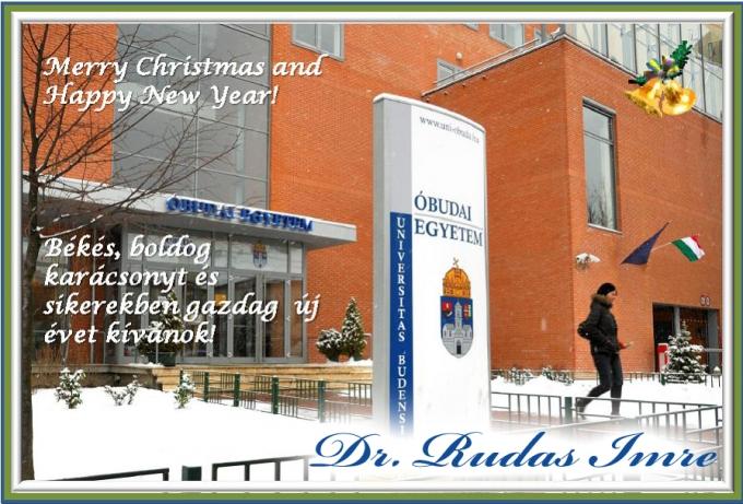 Békés, boldog karácsonyt és sikerekben gazdag új évet kívánok!